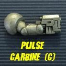 Powered Armour - Right Arm 3 - Pulse Carbine (c)